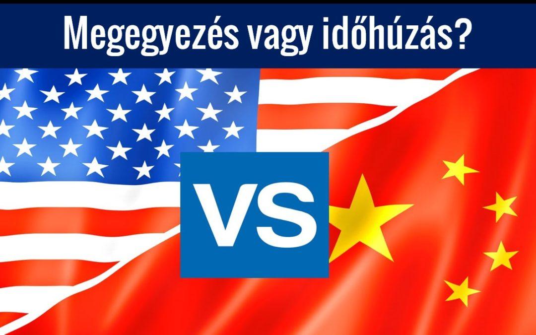 Amerika – Kína kereskedelmi háború